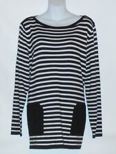 Jones New York Signature Woman Long Sleeve Stripe Sweater Top 2X NWT MSRP $84.00