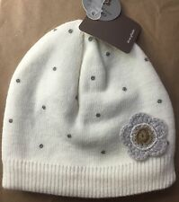 Carter's Little Collections Winter Baby Girl Hat 0-3 Months MSRP $12