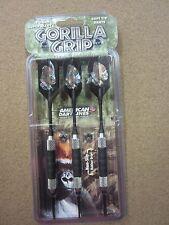 Gorilla Grip Silver 18g Soft Tip Darts 18GSSL w/ FREE Shipping