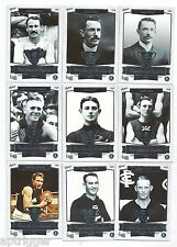 2014 Select 150 Years CARLTON Football Club - Premiership Captains (16 Cards)