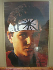 Vintage Ralph Macchio as the Karate Kid 1989 movie poster 1846