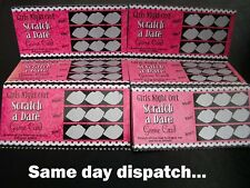 HEN NIGHT    SCRATCH CARDS  DARE GAME     24 CARDS