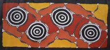 Medium (up to 36in.) Landscape Original Aboriginal Art