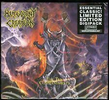Malevolent Creation The Ten Commandments reissue digipack CD new