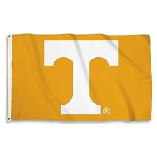 BSI Products 35001 NCAA Tennessee Volunteers Flag With Grommets 3 X 5 Ft.