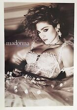 MADONNA,'LIKE A VIRGIN', AUTHENTIC LICENSED 2008 POSTER