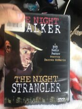 The Night Stalker/The Night Strangler (DVD, 1998, Double Feature)