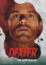 DEXTER - SEASON 5 (BOXSET) (DVD)