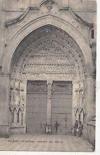 BF19446 toledo catedral puerta del reloj   spain  front/back image