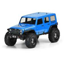 Jeep Wrangler Unlimited Rubicon Clear Body: TRX-4 Pro-Line Racing 3502-00