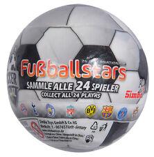 Simba Soccerstarz 2020 5 x Figuren  Kugeln Figur Bälle