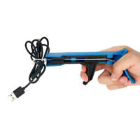 Cable Tie Gun For Nylon Cable Tie Fastening and cutting Tool TG-100 Hand ToolsDD