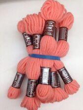 8 -DMC Laine Colbert 100% Virgin Wool  Art 486 8 M Color Lt. Coral