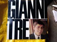 GIANNI MORANDI LP GIANNI TRE CON FOTO ALLEGATA EX++  N/mint