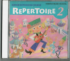 Frog and Toad + Yamaha Music Repertoire 2 + Pianoworks for Kids, Kindermusic 5CD