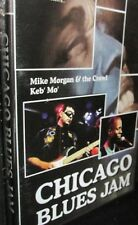 Mike Morgan/Keb Mo - Chicago Blues Jam NEW! DVD,Buddy Guys ,Texas Blues, Live