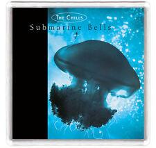 THE CHILLS - SUBMARINE BELLS LP COVER FRIDGE MAGNET IMAN NEVERA