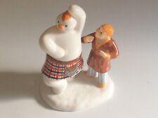 More details for coalport snowman  highland fling  excellent new condition