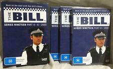 THE BILL - SERIES NINETEEN PART 4 - 6  - 2003  - 14 DVD SET