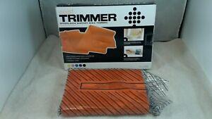 NEW Blue 5.5 Waist Trimmer - Orange