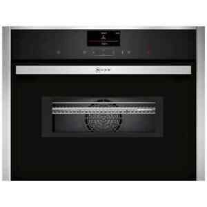 NEFF N90 C27MS22H0B Built-in Combination Microwave Oven, HomeConnect RRP £1439