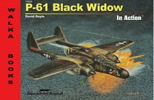 10226  P-61 Black Widow in Action - Squadron Signal <> COMBINED SHIPPING <> NEW