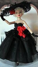 """Rare poupée mannequin Ellowyne """" VINTAGE TREASURE """" de R. Tonner. Paris 2013"""