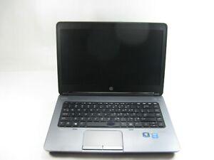 "HP 640 G1 14.0"" Laptop 2.7 GHz i5-4310M 4GB RAM (Grade C No Battery, Webcam)"