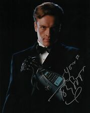 Toby Stephens (James Bond 007) signed 11x14 photo