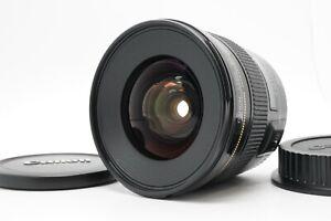 [TOP MINT] Canon EF 20mm f/2.8 USM Ultrasonic AF Lens From Japan