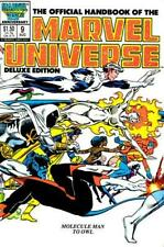 The Official Handbook of the Marvel Universe #9 (Vol 2)