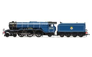"""Hornby R3627 Flying Scotsman A3 """"Pacific"""" BR blue OO/HO  DCC Ready"""