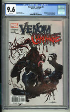 Venom vs Carnage 1 - Spider-Man - CGC 9.6 White