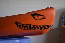River Lake Monster Kayak Decals