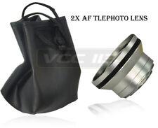 30mm Lens 2X Telephoto Lens Kit for Sony  Made In Japan