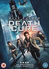 Maze Runner - The Death Cure [2018] (DVD)