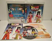 Dragon Ball Z Budokai Hd Collection PS3 Region Free Français Complet Comme neuf