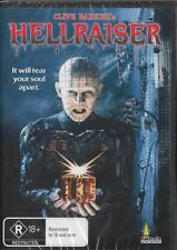 HELLRAISER - NEW & SEALED DVD - FREE LOCAL POST