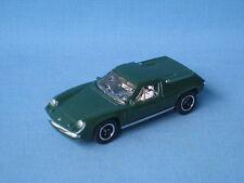 Matchbox 1972 Lotus Europa Green Body Classic English Sports Car 66mm UB