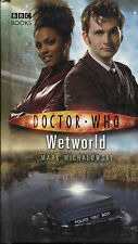 Doctor Who WETWORLD BBC Hardcover Book- FREE S&H (C-7011)