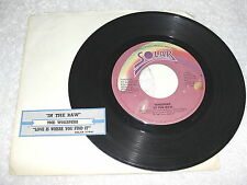 """Whispers, The """"In The Raw / Love Is Where You Find It"""" 45 RPM,7"""", +Jukebox Strip"""