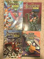 TPB Graphic Novel Lot Darkwing Duck Omnibus Vol 1 2 Comic Definitively Dangerous