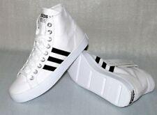 Adidas S78792 Court Vantage MID Herren Schuhe Sneaker Gr. 46 UK11 Weiß Schwarz
