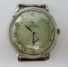 Vintage Omega Bumper,Cal 30.10 RA ,Ref. 2398-1, Steel Men's Watch,c1945