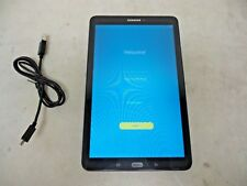Samsung Galaxy Tab E SM-T560NU 16GB, Wi-Fi, 9.6in - Black