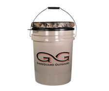 Gameguard Dove Bucket With Padded Seat