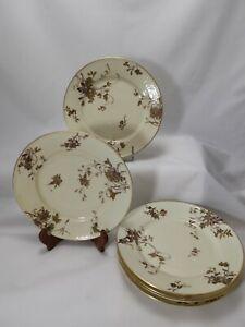 Porcelaine de Limoges HAVILAND  6 assiettes Art Nouveau service