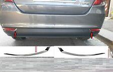 modanature 2 Cornici retronebbia Paraurto poster. acciaio cromo Fiat Tipo SD 15