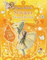 Flower Fairies Sticker Storybook, Paperback by Barker, Cicely Mary (ILT), Bra...