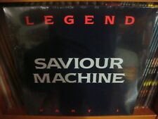 SAVIOUR MACHINE - LEGEND 1 GATEFOLD 2LP  RED  VINYL SEALED